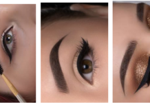 How to do quick eye makeup for events