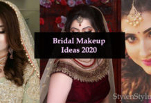 Bridal Makeup Ideas for Pakistani & Indian Brides