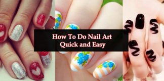 How To Do Nail Art Quick and Easy