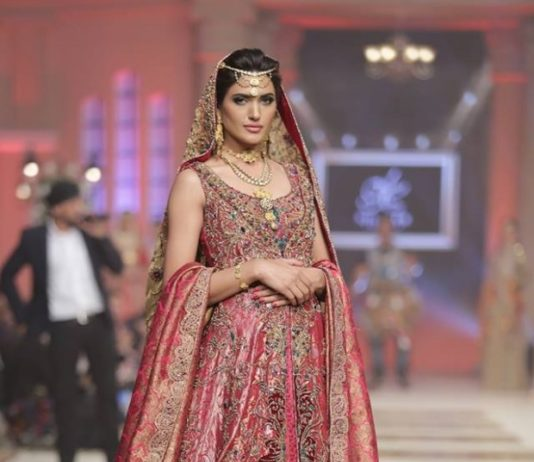 Pakistani Bridal Fashion Show