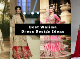 Walima Dress Designs
