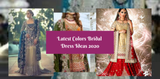 10 Best Wedding Dress Colors for Pakistani Dresses