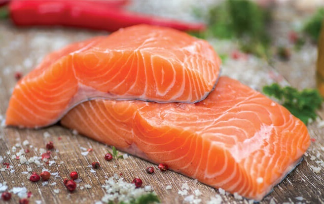 Fatty fish,Fatty fish for skin, Fatty fish for health body